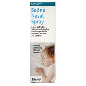 Numark Saline Nasal Spray 15ml