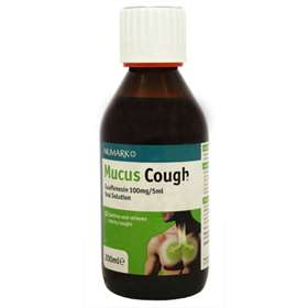 Numark Mucus Cough Oral Solution 200ml
