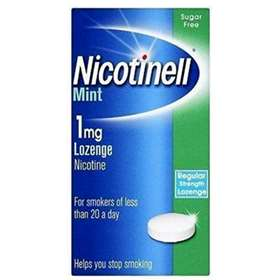 Nicotinell Mint 1mg 36 Lozenges