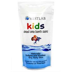 Westlab Kids Dead Sea Bath Salts 500g