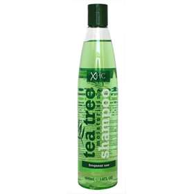 Xpel Tea Tree Moisturising Shampoo 400ml
