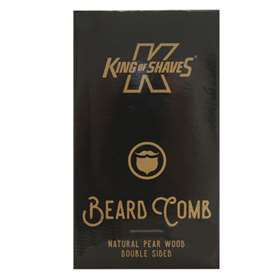 King of Shaves Beard Comb