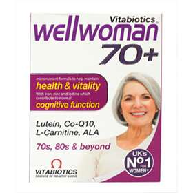 Vitabiotics Wellwoman 70+ - 30 Tablets