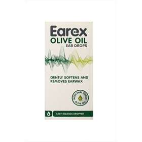 Earex Olive Oil Ear Drops - 10ml