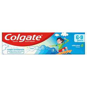 Colgate 6-9 years mild mint Toothpaste 75ml