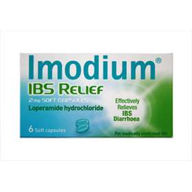 Imodium IBS Relief - 6 Soft Capsules