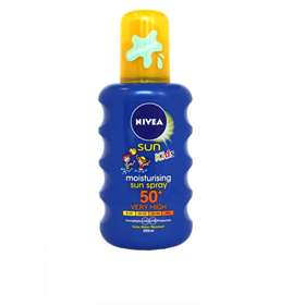 Nivea Moisturising Sun Spray for Kids SPF 50+ 200ml