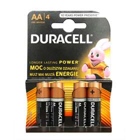 Duracell AA Batteries 4