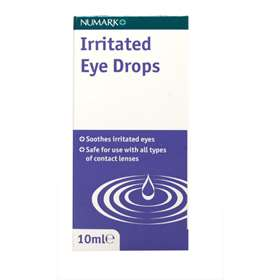 Numark Irritated Eye Drops