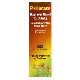 Pollenase Allergy Relief 50mg Nasal Spray 100