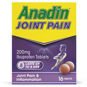 Anadin Joint Pain 16 Tablets