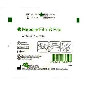 Mepore Film and Pad Single 4x5cm