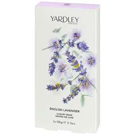 Yardley English Lavender Triple Pack Soaps