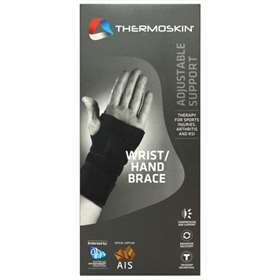 Thermoskin Sport Wrist/Hand Adjustable Brace Support - Right