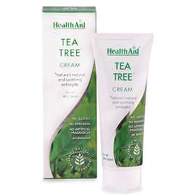 Health Aid Tea Tree Cream 75ml