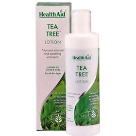 Health Aid Tea tree Lotion 250ml