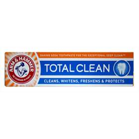 Arm and Hammer Total Clean Toothpaste 125g