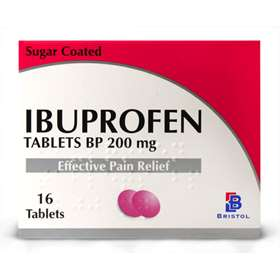 Ibuprofen 200mg 16 Tablets