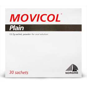 Movicol Plain 30 13.7g Sachets