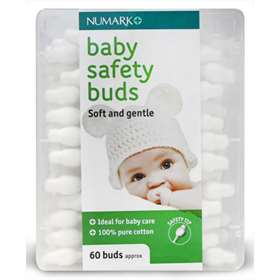 Numark Baby Safety Ear Buds 60