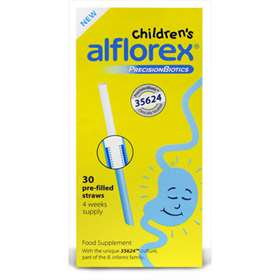 PrecisionBiotics Children's Alflorex 30 Pre-Filled Straws