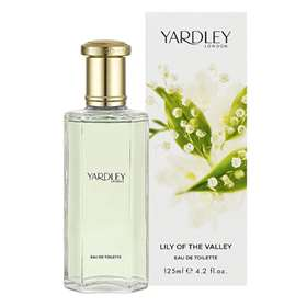Yardley Lily of the Valley EDT 125ml spray