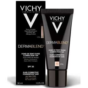 Vichy Corrective Fluid Foundation Opal 15 30ml