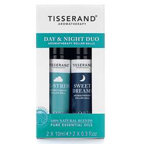 Tisserand Day and Night Duo Aromatherapy Roller Balls 2 x 10ml