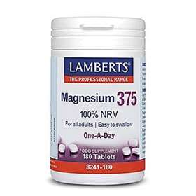Lamberts Magnesium 375 One-A-Day 180 Tablets