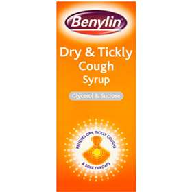 Benylin Dry & Tickly Cough Syrup 150ml