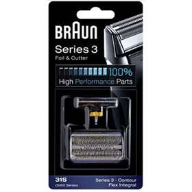 Braun Series 3 Foil and Cutter 31s 5000 Series