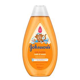 Johnson's Kids Bubble Bath and Wash 300ml