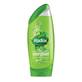Radox Feel Energised Shower Gel 250ml