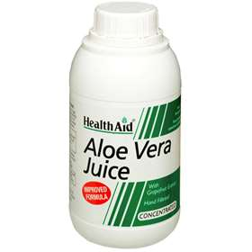 HealthAid Aloe Vera Concentrated Juice 500g