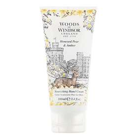 Woods of Windsor Honeyed Pear & Amber Hand Cream 100ml