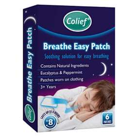 Colief Breathe Easy Patch 6
