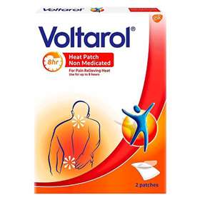 Voltarol Heat Non Medicated Patches 2
