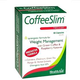 HealthAid CoffeeSlim Two-A-Day Capsules 60
