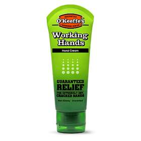 Okeeffes Working Hands hand Cream Tube 85g 2688