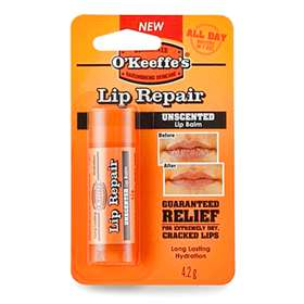OKeeffes  Original Unscented Lip Repair Balm 4.2g