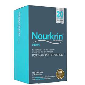 Nourkrin Man With Marilex 180 Tablets
