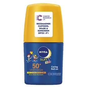 Nivea Sun Kids Caring Roll On Very High 50+ 50ml