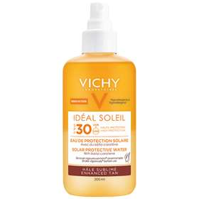 Vichy Ideal Soleil SPF30 Solar Protective Water - Enhanced Tan 200ml