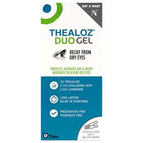 Thea Thealoz Duo Gel 30 Single-dose Containers