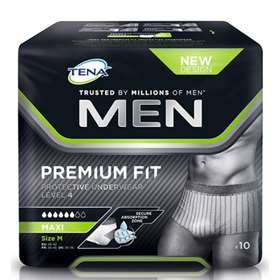 Tena Mens Level 4 Premium Underwear 10