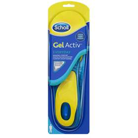 Scholl GelActive Everyday For Men Insoles