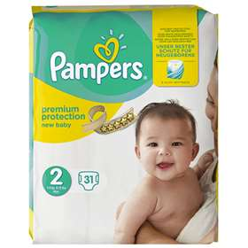 Pampers New Baby (3-6kg/6-13lbs) 31