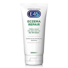 E45 Eczema Repair Emollient Cream 200ml