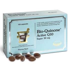Bio-Quinone Active Q10 Super 30mg Capsules 150