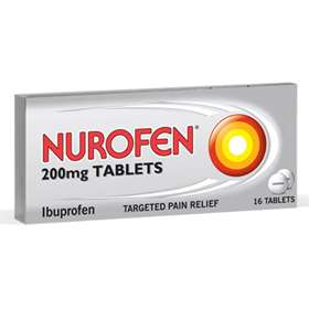 Nurofen Tablets (16)